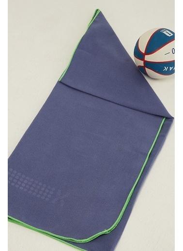 Modaset Spor Havlusu İndigo Mavi